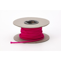 Shock cord, .125' Wide, 15 yds, Neon Pink