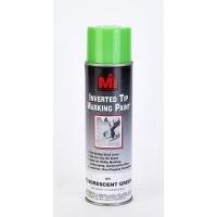 668-139, Inverted Tip Spray Paint, #668 Flo Green, 20 Oz.12/cs, Mega Safety Mart