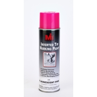 679-175, Inverted Tip Spray Paint, #679 Flourescent Pink, 20 Oz.12/cs, Mega Safety Mart