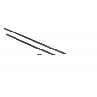 Mutual Industries 7500-0-36 Nail Stake with Holes, 36' x 3/4', Pack of 10