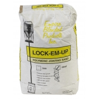 Mutual Industries 7015-0-0 Lock-EM-Up Paver Sand, Gray