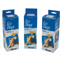 ICE09-4, 9 in Ice Bags, Mega Safety Mart