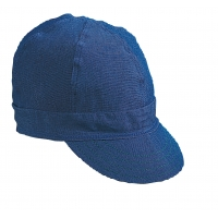 M00045-00000-6875, Kromer Blue Denim Style Welder Cap, Cotton, Length 5, Width 6, Mega Safety Mart