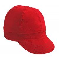 M00052-00000-6625, Kromer Red Twill Style Welder Cap 6 5/ 8, Cotton, Length 5, Width 6, Mega Safety Mart