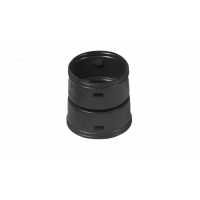 M0403-0-0, 3 in External Snap Coupler, Mutual Industries