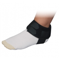 M10-98550-MD-5, Plantar Faciitis Wrap -Black (5 pack), Mega Safety Mart