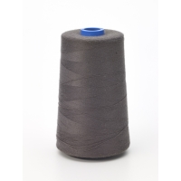Matching Thread, Smoke, 6,000 yard spools