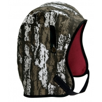 M14338, WL4-338 Kromer High Quality Hard Hat Winter Liner with Camo Long Nape, Bark, Mega Safety Mart