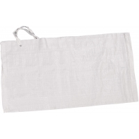 Sand Bags, White, 18 in. x 27 in. (Pack of 100)