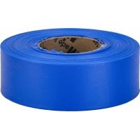 M16002-25-1875, Flagging Tape Ultra Standard, Blue (Pack of 12), Mega Safety Mart