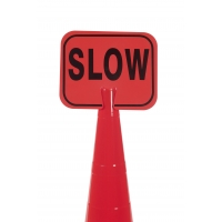 Cone Sign, Slow