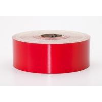 M17786-7910-2000, Pressure Sensitive Engineering Grade Retro Reflective Adhesive Tape, 2 x 10 yd., Red, Mega Safety Mart