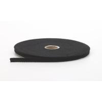 M1900-9999-025-36, Twill tape, .25 in Wide, 36 yds, Black, Mega Safety Mart