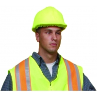 M50110, ANSI High Visibility Hard Hat Cover, Lime, Mega Safety Mart