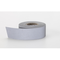 Reflective Tape, 1 in Wide, 10 yds, Silver