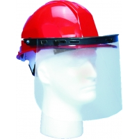 M50511, Hard Hat Plastic Face Shield, Mega Safety Mart