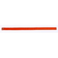 M75100-45, Reflective Streamer, 30 Length x 1-1/2 Width, Orange, Mega Safety Mart