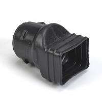 M96-3-25, 2 in X 3 in X 3 in Downspout Adapter, Mutual Industries