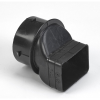 2 in X 3 in X 4 in Downspout Adapter