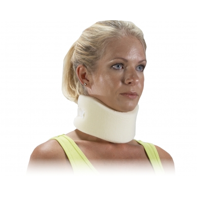10-18120, 2 1/2 in Cervical Foam Collar, Mega Safety Mart