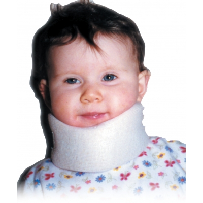 10-18309-6, Infant Cervical Foam Collar, Mutual Industries