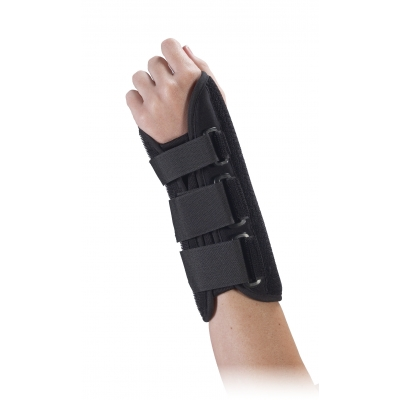 10-22071, 8 in Premium Wrist Brace - Left, Mutual Industries