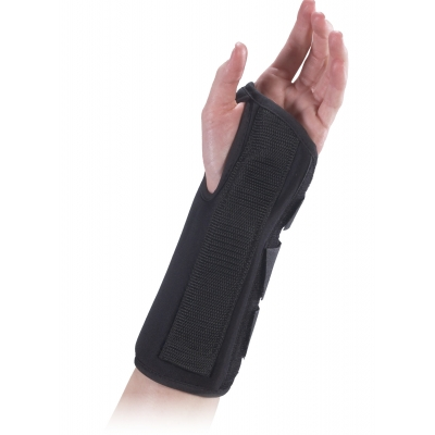 10-22072, 8 in Premium Wrist Brace - Right, Mega Safety Mart