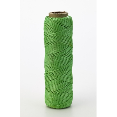 14661-39-275, Nylon Mason Twine, 1/4 lb. Twisted, 18 x 275 ft., Green (Pack of 6), Mutual Industries