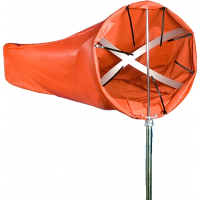 14950-0-0, Windsock With Kit 18 in X 96 in, Mutual Industries