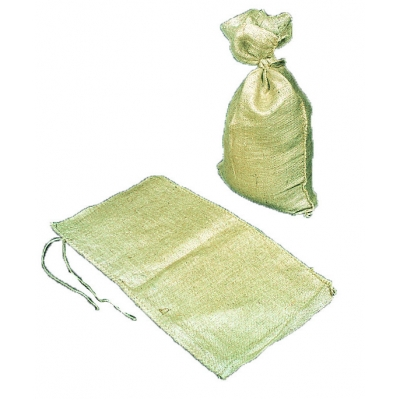 14974-14, Burlap Sand Bags, 14 in. x 26 in. (Pack of 100), Mutual Industries