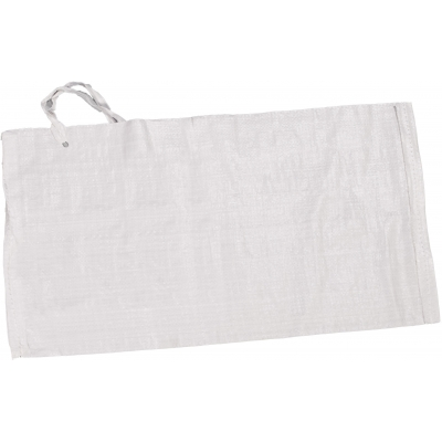 14981-10-18, Sand Bags, White, 18 in. x 27 in. (Pack of 100), Mutual Industries