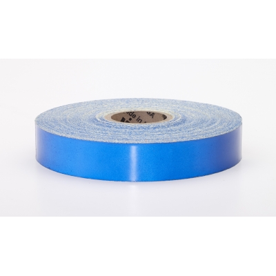 17786-25-2000, Engineering Grade Retro Reflective Adhesive Tape, 50 yds Length x 2 Width, Blue, Mega Safety Mart
