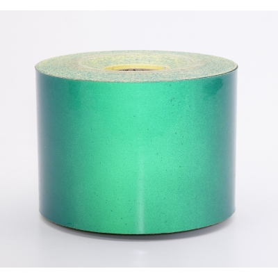 17786-38-4000, Engineering Grade Retro Reflective Adhesive Tape, 50 yds Length x 4 Width, Green, Mutual Industries