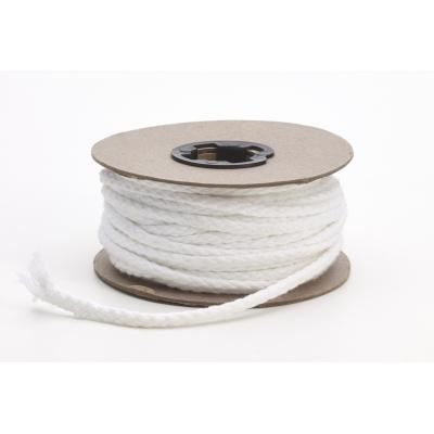 4910-0000-025-25, Draw cord, White 1/4 cotton - 25 yards, Mega Safety Mart