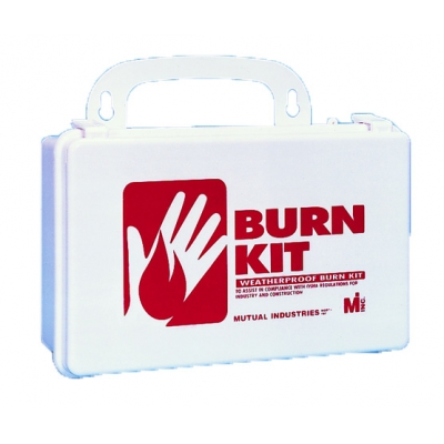 50005, Commerical Industrial First Aid Burn Kit, Mega Safety Mart