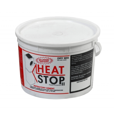 60090700-0-0, Mutual Industries 60090700-0-0 Heat Stop, 10 lb. Pail, Mutual Industries