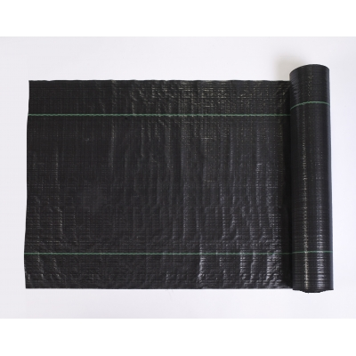901-300-48, MISE 901 Woven Polypropylene Fabric, 300' Length x 50 Width, Mutual Industries