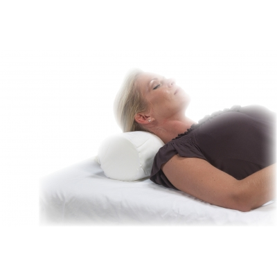 CV100-3, Cervical Roll Pillow (Polyfill), Mega Safety Mart