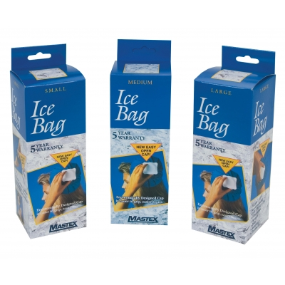 ICE06-4, 6 in Ice Bags, Mega Safety Mart