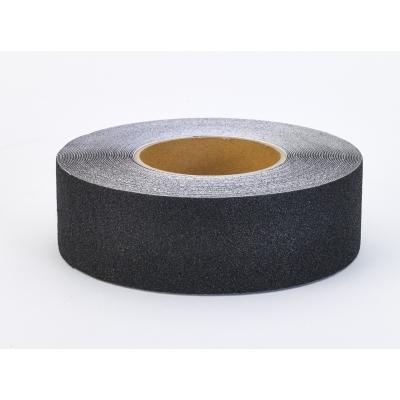 M17768-91-1000, Aluminum Oxide Non Skid Abrasive Safety Tape, 60' Length x 1 Width, Black, Mega Safety Mart