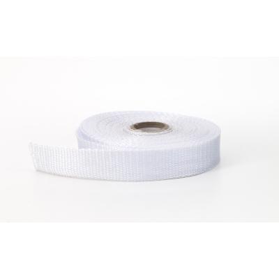 M2020-001-2-10, Polypropylene webbing, 2 in Wide, 10 yds, White, Mega Safety Mart