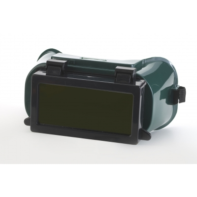 M50068, Welding Goggle with Polycarbonate Lens, Mega Safety Mart