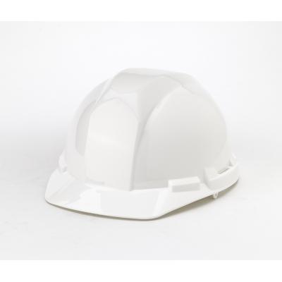 M50215-10, Hard Hat, 6-Point Ratchet Suspension, White, Mega Safety Mart
